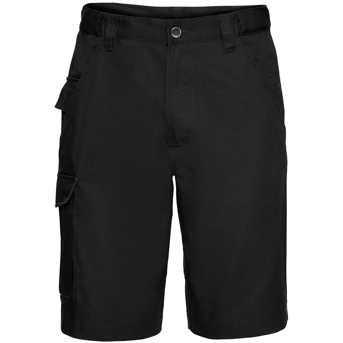 Workwear Twill Shorts