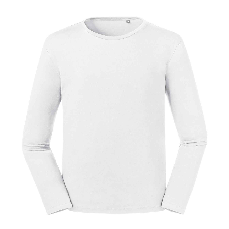 Pure Organic Langarm T-Shirt