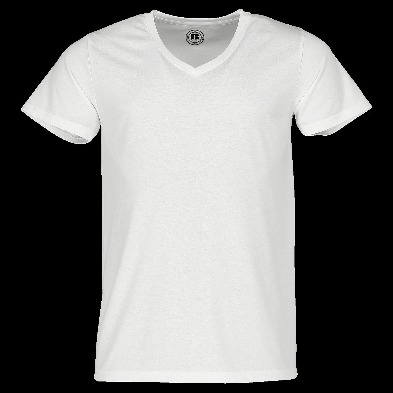HD-T-Shirt - V-Ausschnitt