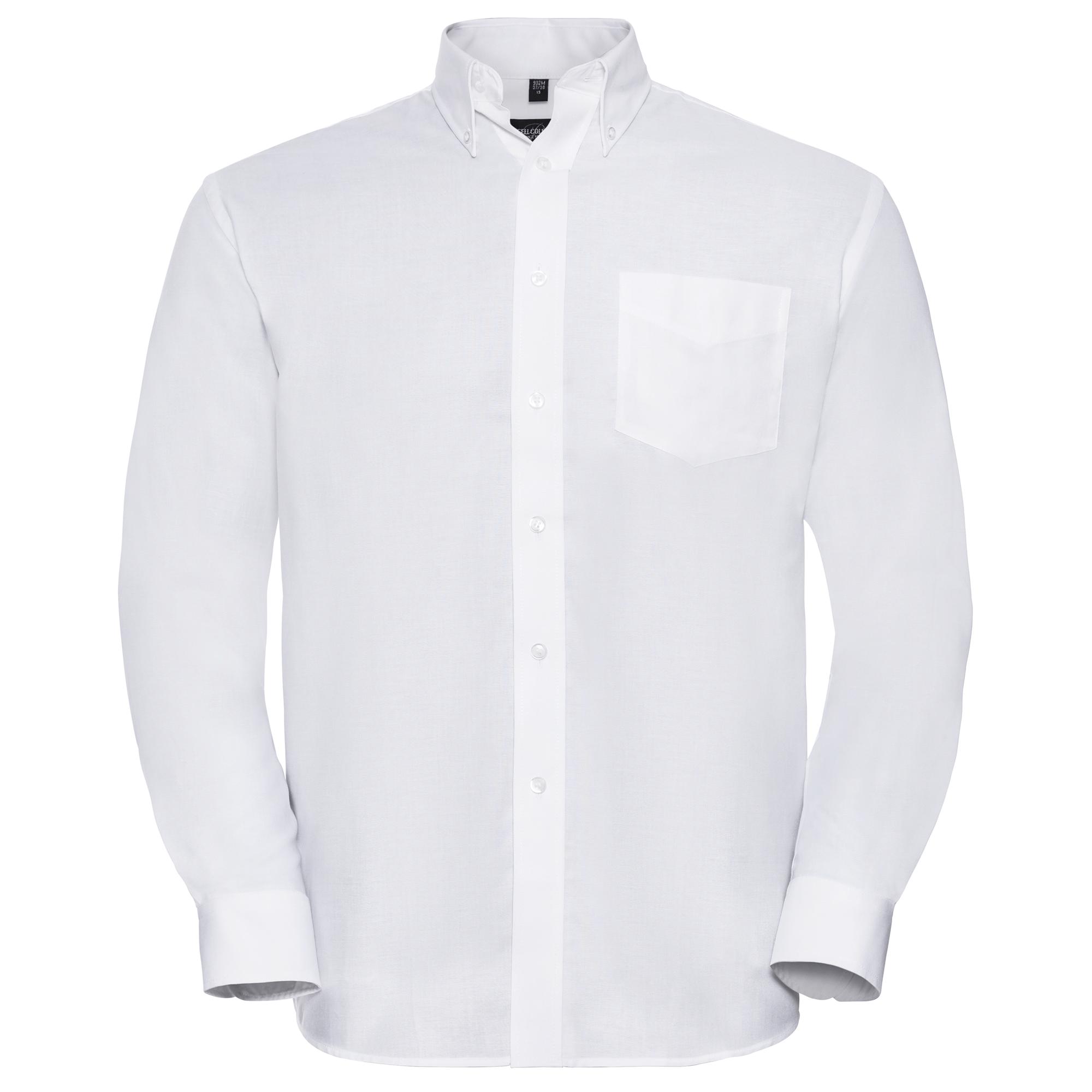 Klassisches Oxford Hemd - Langarm