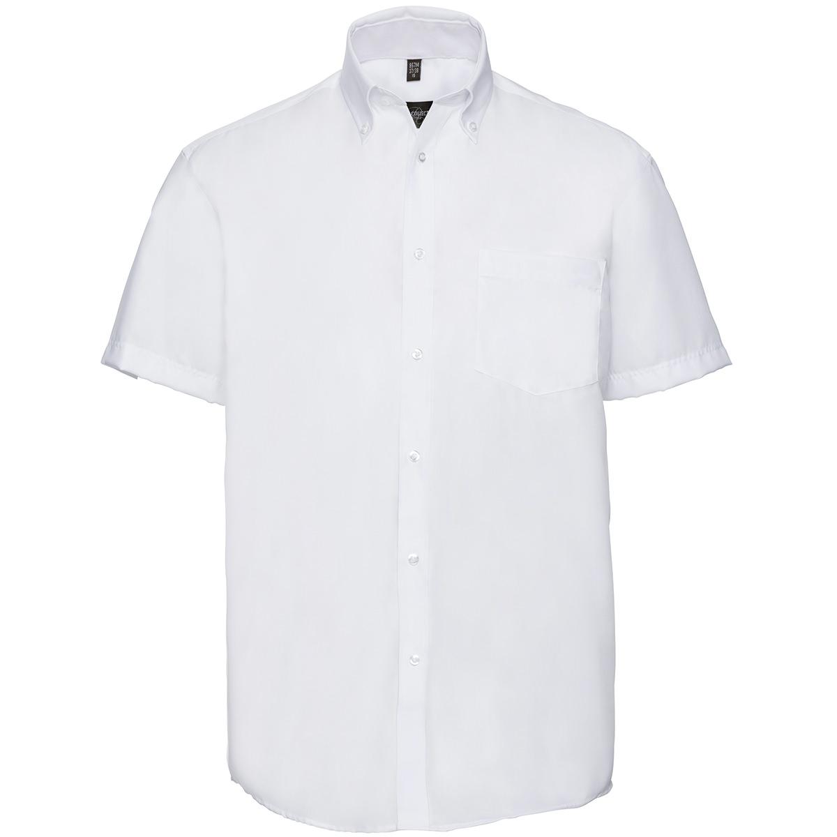 Klassisches bügelfreies Hemd - Kurzarm