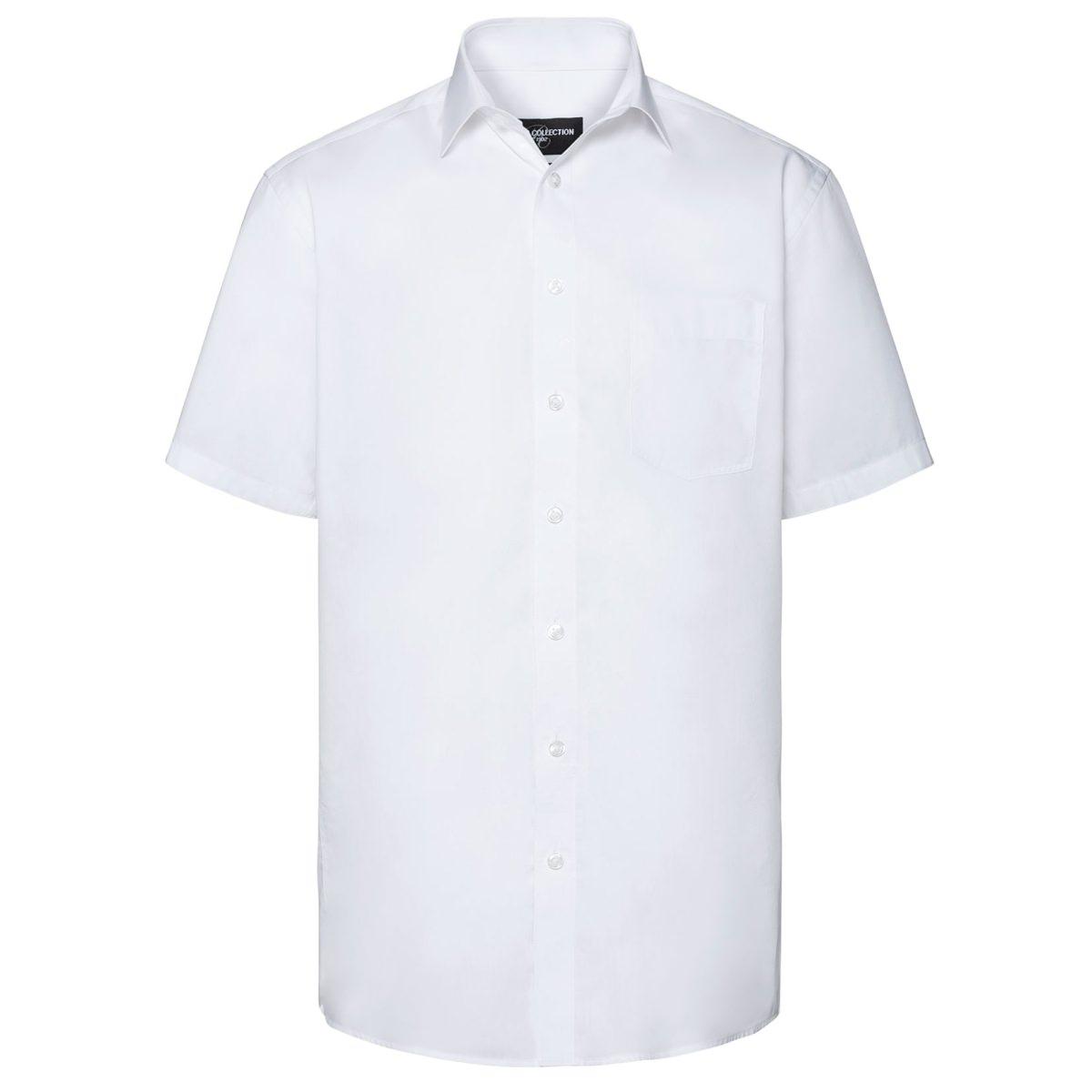 Coolmax® Hemd - Kurzarm