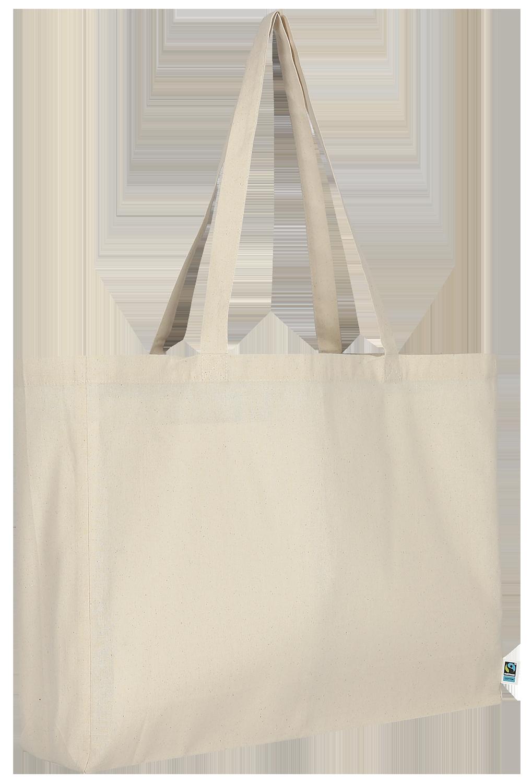 Cotton-Shopper aus Fairtrade-Baumwolle