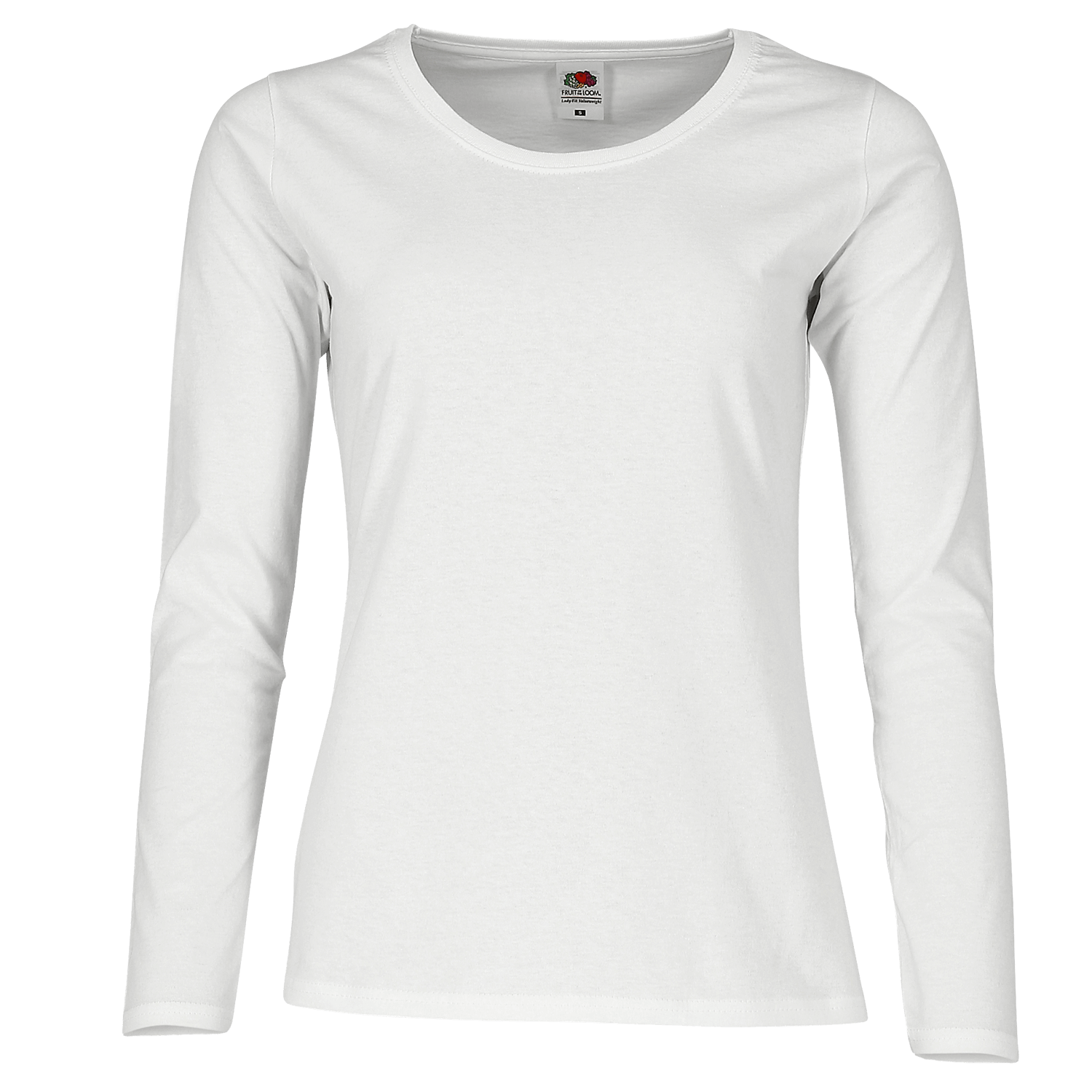Ladies Valueweight Long Sleeve T-Shirt