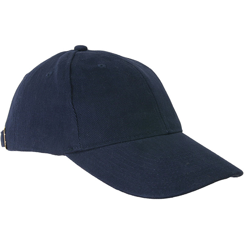 6 Panel Strong Front Raver Cap