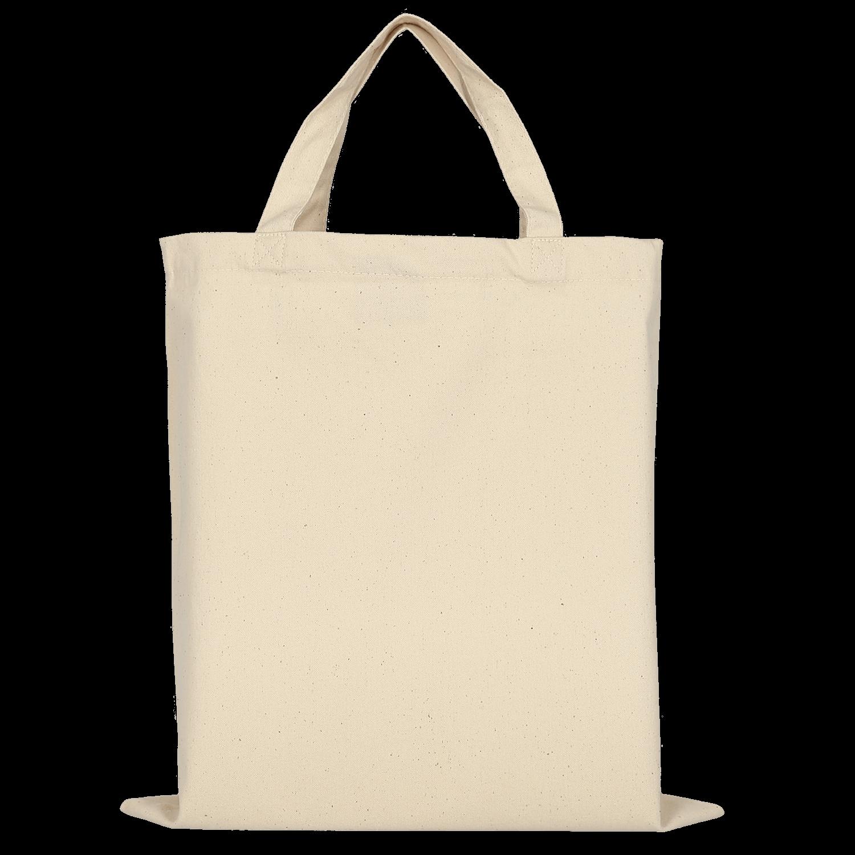Canvas-Tasche Classic mit zwei kurzen Henkeln