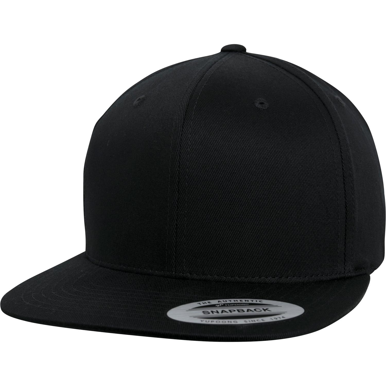 Organic Cotton Snapback Cap