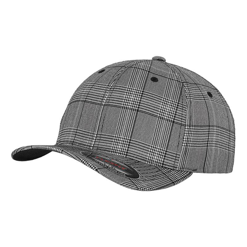 Flexfit® Glen Check Cap