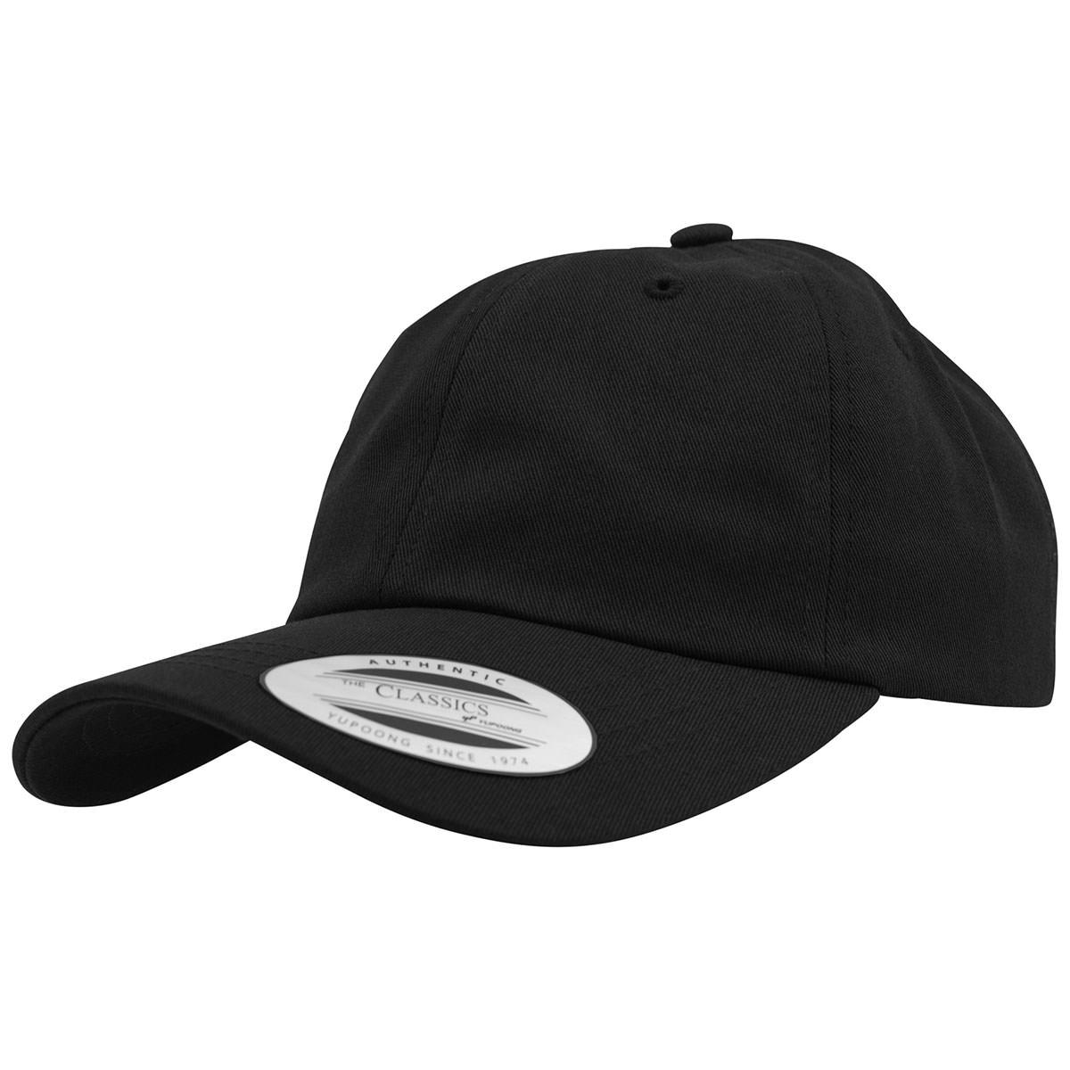 Low Profile Cotton Twill Cap